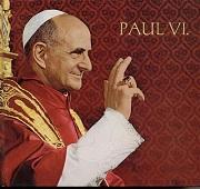 Підтверджено чудо за посередництвом Папи Павла VI
