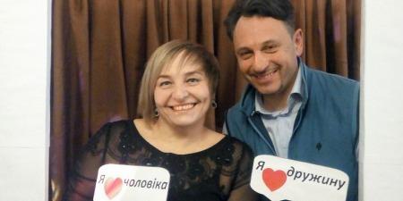 """""""Рецепт щасливого подружнього життя - любити одне одного!"""" - сім'я Кагановичів"""