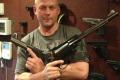 Георгій Учайкін про зброю