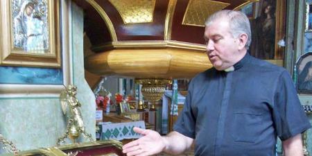 """""""Для світу це був шок! Богородиця з'явилася і молилася за мусульман"""", - отець Роман Василів"""