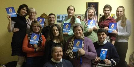 Команда волонтерів Радіо Марія у Львові стала міжнародною в служінні людям