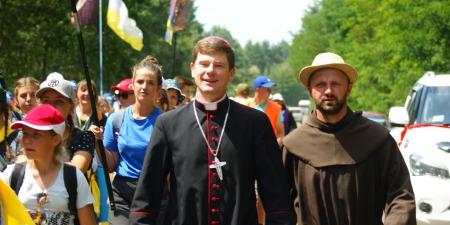 Єпископ Віталій Кривицький поділився своїми інтеціями, з якими цього року прийде до стіп чудотворної ікони Богородиці з гори Кармель, що в Бердичеві