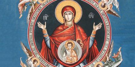 """""""Автором цієї ікони є апостол Лука, а в світі є десятки чудотворних копій"""", - отець Михайло Карнаух"""