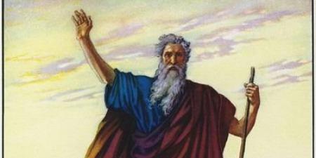 Чому Мойсей був не щасливим та не прийнятий єгипетським народом за свого?