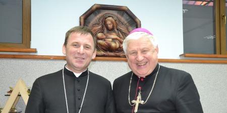 Владика Станіслав Широкорадюк про свого наступника, реальний стан Католицької Церкви в Німеччині і чи можна продавати воду в Крим?