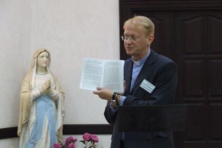 """Отець Олексій САМСОНОВ: """"Христос потребує помічників"""""""