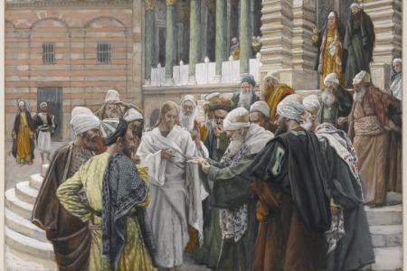 """""""Віддайте кесареві, що кесареве, а Богові - що Боже"""" - коментар Євангеліє дня"""
