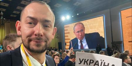 """""""Час повертатися!"""" - Роман Цимбалюк про Путіна, погрози, РФ та Україну"""