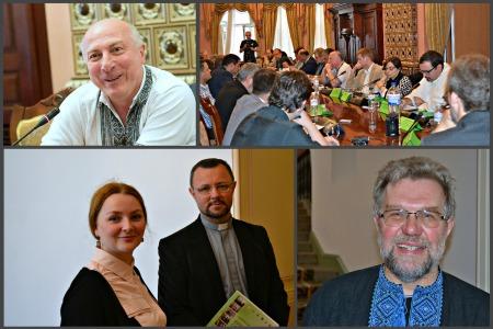 В Софії Київській говорили про новий формат єднання Церков: «...Об'єктивне пізнання історії, замість використання її як аргументи один супроти одного, сприятиме тільки примиренню і прощенню…»