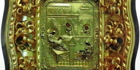 """""""Цю ікону знайши пасічники, а на її місці постала відома на цілий світ Глинська пустинь"""", - отець Михайло Карнаух"""