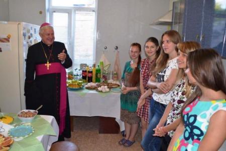 У Харкові відкрито католицький гуртожиток для дівчат