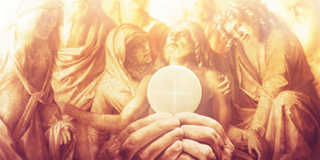 """""""Священницька молитва Ісуса Христа"""", - коментар Євангелія дня"""