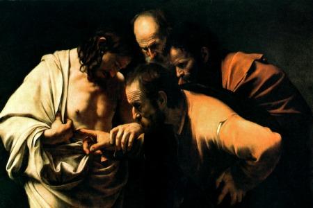 """Отець Олексій САМСОНОВ: """"Ми і сьогодні можемо доторкнутися до ран Ісуса Христа, коли побачимо страждання ближніх!"""""""