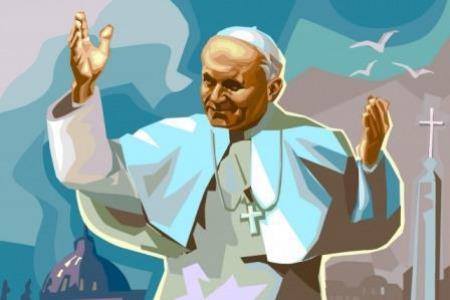 Завжди свіжий ПАПА Йоан Павло ІІ