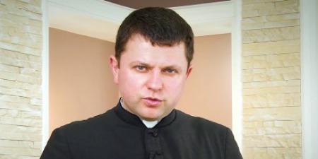 Сьогодні багато людей впадають в ідолопоклонство,-отець Руслан Михалків