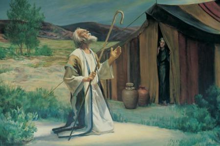Що врятувало Авраама від бездітності?