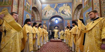 Церква - це зібрання вірних навколо Євхаристійної трапези