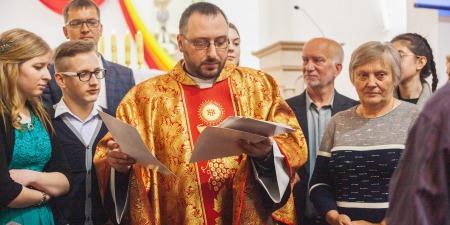 """""""Християнство не народилося саме із себе, воно має глибоке коріння з братами юдеями"""", - о.Олександр Кушта"""