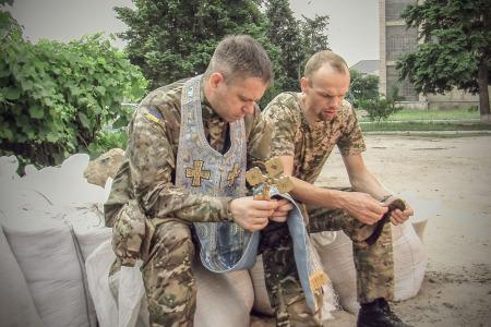 """""""Найкраща реабілітація для військового - це допомога і спілкування з побратимами"""", - майор Рудяк Олег"""