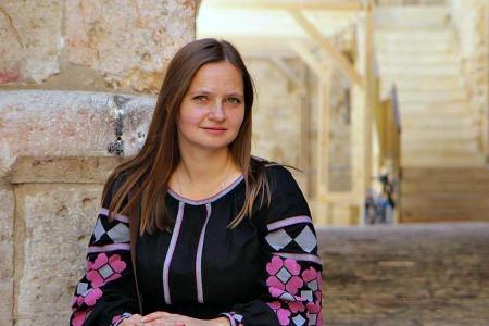 Олена Кулигіна – «Бути католиком важче, ніж бути протестантом»