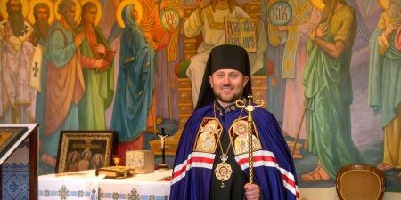 """""""Моє завдання сьогодні - щоб люди повернулися до храмів. Це мій духовний виклик"""", - єпископ Микола Бичок"""