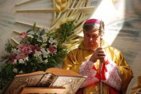 Мене облив холодний піт, коли я почув про смерть архієпископа Петра МАЛЬЧУКА. - Владика Леон ДУБРАВСЬКИЙ