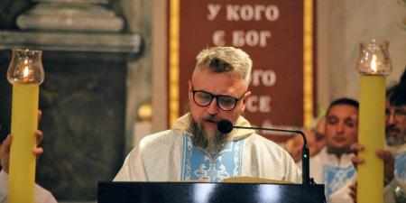 Великий тиждень - це час нашого спасіння, - отець Віталій Козак