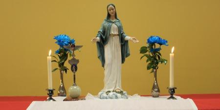 """""""Апостольство Легіону Марії необхідне для кожної парафії"""", - о.Тадеуш Волос"""