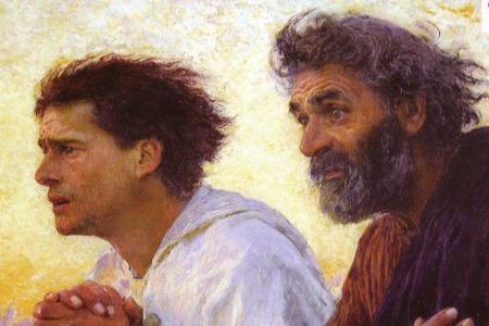 """""""Ось ми покинули все й пішли слідом за Тобою"""" - коментар Євангелія дня"""