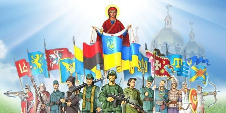 Покрова - свято Богородиці та українських героїв