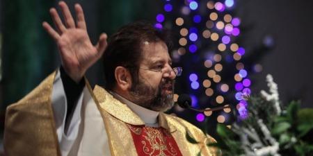 """""""Чи хтось пам'ятає про що говорив священник в час проповіді?"""" - отець Міхал Бранкевич"""