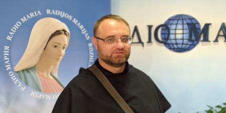 """""""Христос обирає учнів, а не навпаки!"""" - отець Кшиштоф Пельц"""