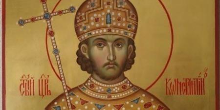 Чому святий Костянтин прийняв Хрещення лише перед смертю?