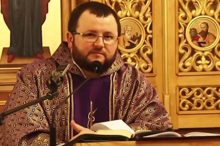"""Отець Роман ЛАБА: """"Бог поділився з людиною СОБОЮ"""""""