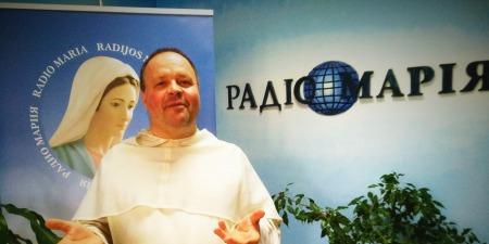 Отець Сворад Дуда про духовні вправи, що віддаляють хвороби