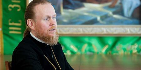 """""""Дехто сильно побоюється, що Папа отримає можливість спілкуватися з """"не такими"""" православними"""", - владика Євстратій Зоря"""