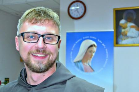 """""""Кожен хрещений належить до Царського Священства"""" - отець Віталій Козак"""