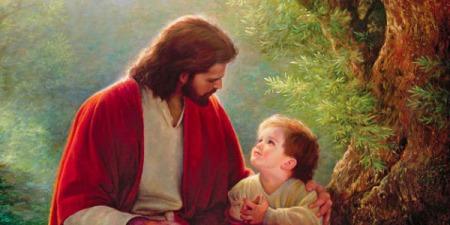 В чому християни мають наслідувати дітей?