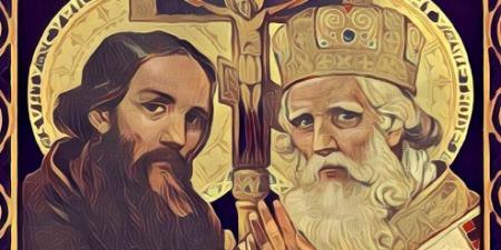 Святі Кирил і Методій - просвітителі слов'ян