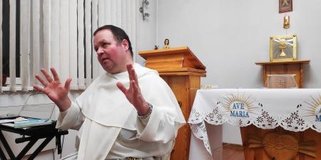 Отець Сворад Дуда назвав одну з найфундаментальніших духовних чеснот