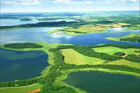 Україна відноситься до середньозабезпечених країн прісною водою
