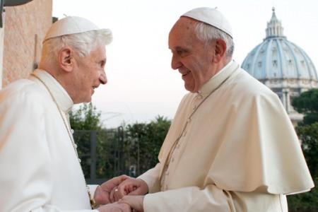 Чи потрібна Папам пенсія?