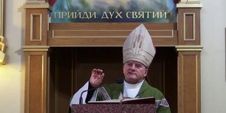 Про чудо об'явлення Бога Отця говоримо з владикою Яном Собіло
