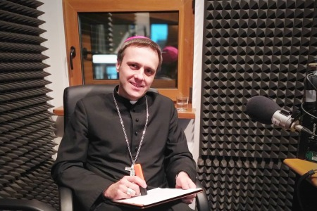 """""""Богу важко кликати людину, яка втратила Надію"""", - єпископ Олександр Язловецький"""