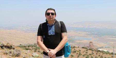 """""""Боюсь, що наші релігійні лідери не у змозі повпливати на палестинців. Все вирішують гармати"""", - Олексій Желєзнов"""