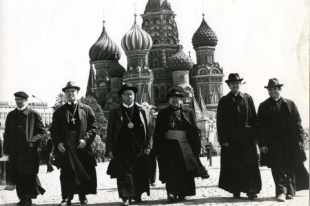Католики в Радянському союзі: боротьба за виживання