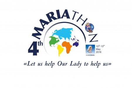 Подяка за пожертви в квітні. Розпочинаємо Маріафон 2016 з 10 травня!