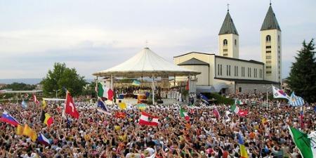 «Що доброго маю чинити?» – тема 32-го Міжнародного фестивалю молоді в Меджуґор'є Mladifest