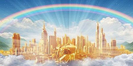 """Як згідно """"Одкровення"""" виглядає Царство Боже - Новий Єрусалим?"""