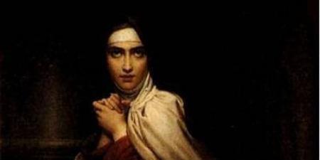 Про містичну молитву святої Терези Авільської